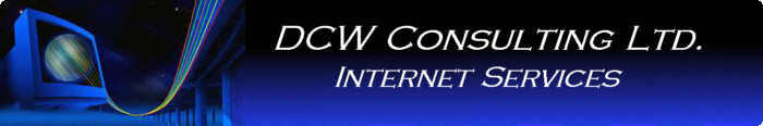 Logo - DCW Consulting Ltd. Internet Services